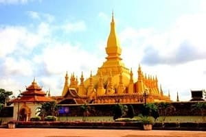 Asiaplus Voyages Laos Pha That Luang