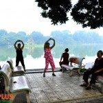 Asiaplus-Voyages-Hanoi-lac-Hoan-Kiem-Gymnastique (Copy)-min