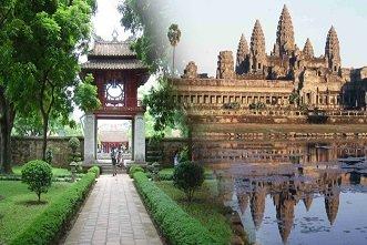 Circuit Vietnam Cambodge 2 semaines