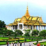 Cambodge-Phnom-Penh-Palais-Royal
