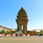 Cambodge-Phnom-Penh-monument-Independance
