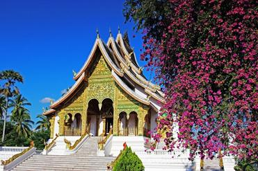 Asiaplus-Voyages-Laos-Luang-Phrabang-palace-royal- Voyages au Laos