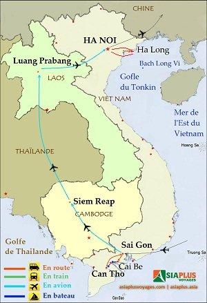 Voyage Vietnam Cambodge Laos 2016_TOURMAPVietnam-Cambodge-Laos-Les-tresors-Indochine-15-jours300x439-2