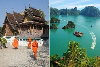 Voyage Vietnam Laos