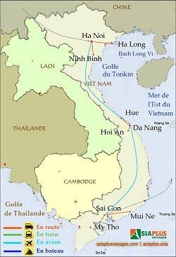 Voyage Hanoi - Charmes du Vietnam 11 jours