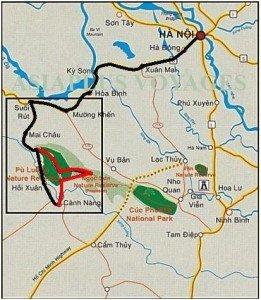 Carte-Vietnam-Randonnee-Puluong