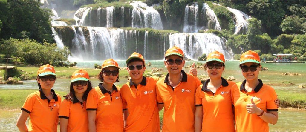 Asiaplus Voyages Equipe Hanoi 12-1