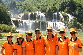 Asiaplus Voyages Equipe Hanoi
