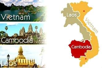 Circuit Vietnam Cambodge Laos