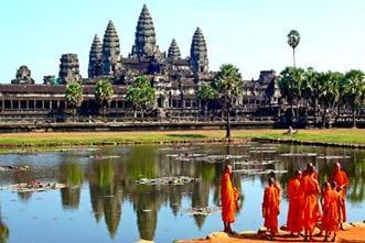 Vietnam Cambodge 2 semaines