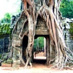 Cambodge-Siem-Reap-temple-Angkor-Circuit Vietnam Cambodge