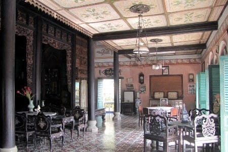 Ancienne maison Binh Thuy 3