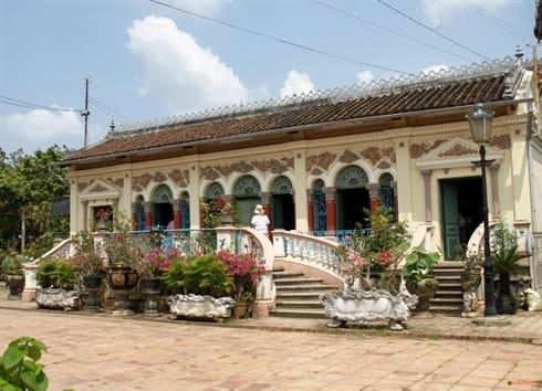 Ancienne maison Binh Thuy