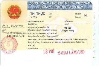 E-Visa Vietnam - Visa electronique Vietnam