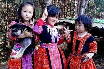 Voyages-Vietnam-Mai Chau - Hua Tat - Van Ho - Son La 02